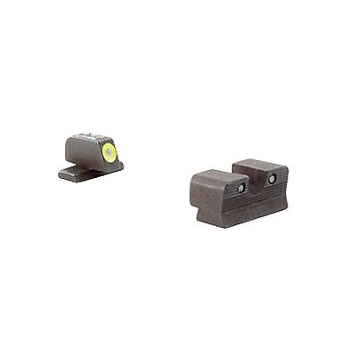 SIG HD Night Sight Set Yellow Front Outline