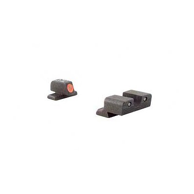 Springfield HD Night Sight Set with Orange Front Outline