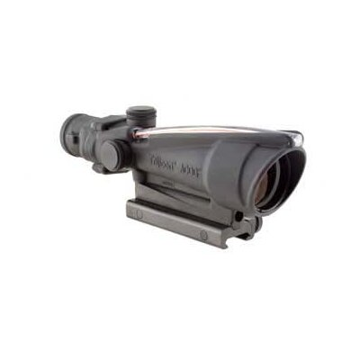 Trijicon ACOG 3.5x35 Scope Dual Illuminated Red BAC 308 Flattop Reticle with TA51 Mount