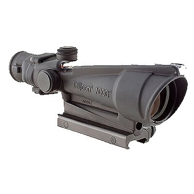 Trijicon ACOG 3.5x35 DuaI Red Horse Shoe/Dot 223 Ballistic