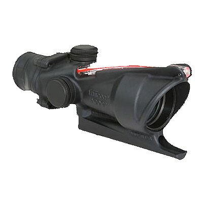 Trijicon ACOG 4x32, Dual Illuminated Red Triangle .223 Ballistic