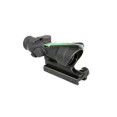 Trijicon ACOG 4x32 Scope Green BAC Flattop Reticle and Flat Top Adapter