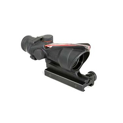 Trijicon ACOG 4x32 Scope Dual Illuminated Red Horseshoe/Dot 6.8 Ballistic Reticle with TA51 Mount