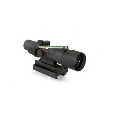 Trijicon ACOG 3X30 Scope Dual Illumination Green Horseshoe/Dot 223 Ballistic Reticle with TA60 Mount