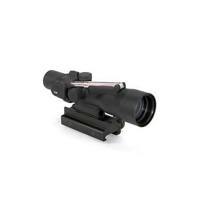ACOG 3x30 Scope with Dual Illumination Red 223 Ballistic Reticle with TA60 Mount
