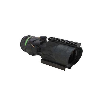 ACOG 6x48 Scope Dual Illuminated Green 308 Ballistic Reticle with TA75 Mount and M1913 Rail ...