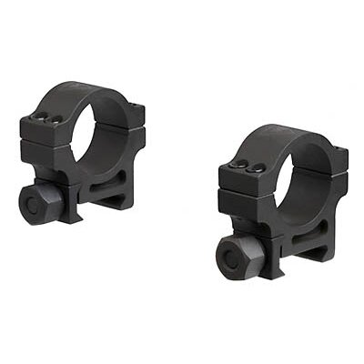 Trijicon AccuPoint 1'' Standard Steel Rings
