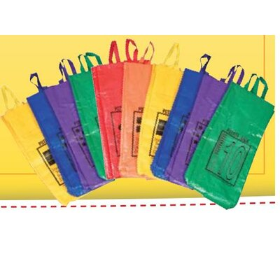 Learning Carpets Jumping Bags 10 Piece Set