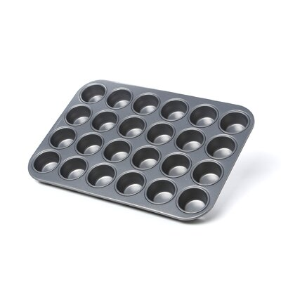 Nonstick 24 Cup Mini Muffin Pan