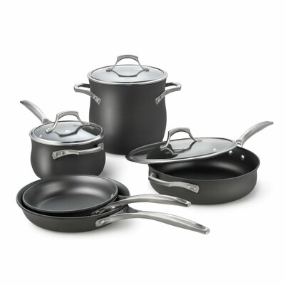 Unison Nonstick 8-Piece Cookware Set