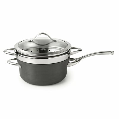 Contemporary Nonstick 4.5-qt. Saucepan