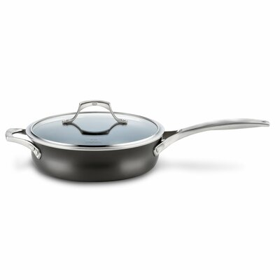 Calphalon Unison Saute Pan with Lid