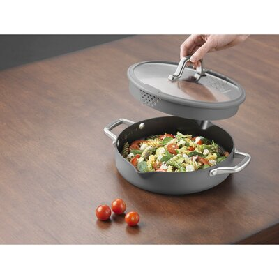 Calphalon Easy System 3-qt. Sauteuse Pan with Lid