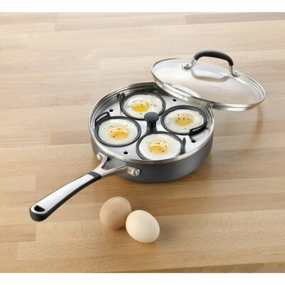Calphalon Simply Nonstick 4 Cup Egg Poacher