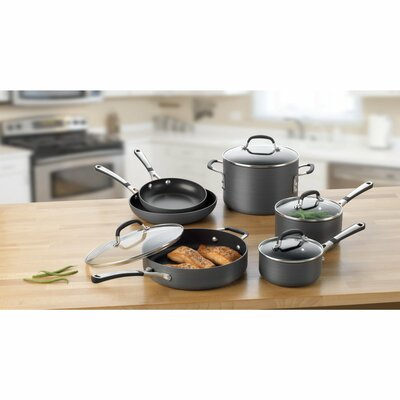 Calphalon Simply Nonstick 10-Piece Cookware Set