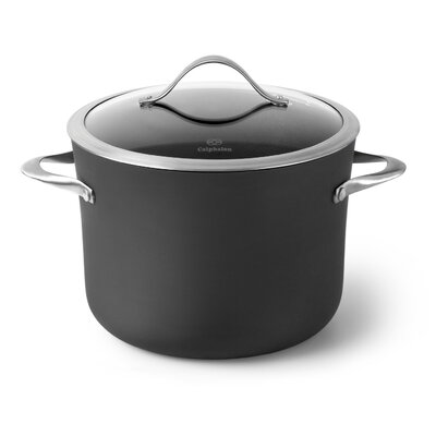 Calphalon Contemporary Nonstick 8-qt. Stock Pot with Lid