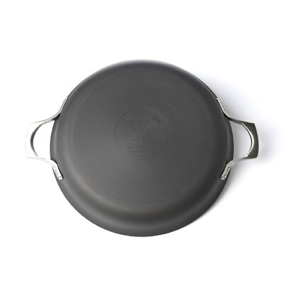 "Calphalon Unison Nonstick 12"" Everyday Pan with Cover"