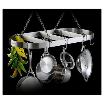 Calphalon Oval Hanging Pot Rack