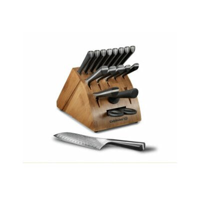 Katana Cutlery 18 Piece Knife Block Set