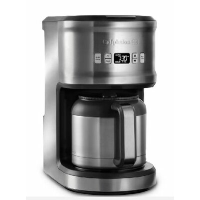 Kitchen Electrics Quick Brew 10 Cups Thermal Coffee Maker