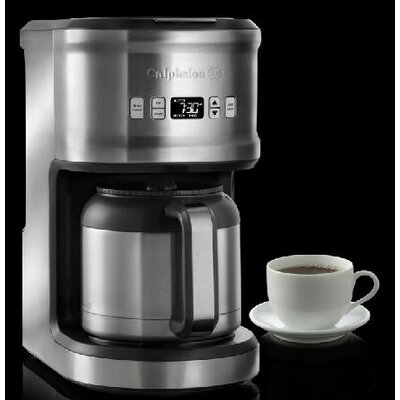 Calphalon Quick Brew Thermal Coffee Maker : Coffee Makers Wayfair