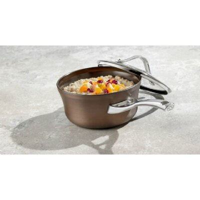Calphalon Contemporary Bronze Anodized Edition 1.5-qt. Saucepan with Lid