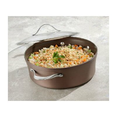 Calphalon Contemporary Nonstick 5-Qt. Round Dutch Oven