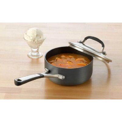 Calphalon Simply Calphalon 1-qt. Saucepan with Lid