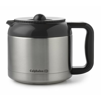 Calphalon Quick Brew Coffee Maker : Kitchen Electrics Carafe for Quick Brew 10 Cups Thermal Coffee Maker Wayfair