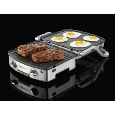 Calphalon Kitchen Electrics 5 in 1 Removable Plate Grill