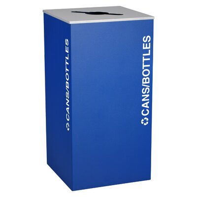 Ex-Cell Kaleidoscope XL Series Indoor Waste Receptacle