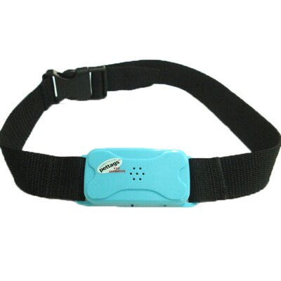 Hagen Pet Tag Pro No Bark Large Collar in Blue