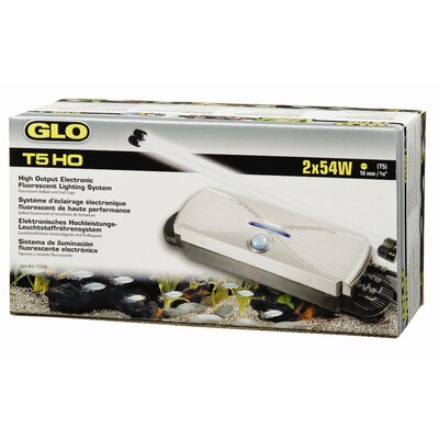 Hagen Glo T5 HO Electronic Ballast for T5 HO Fluorescent Bulbs