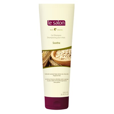 Le Salon Soothe Cat Shampoo