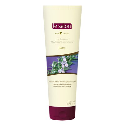 Le Salon Detox Dog Shampoo