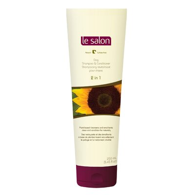 Le Salon Dog Shampoo and Conditioner