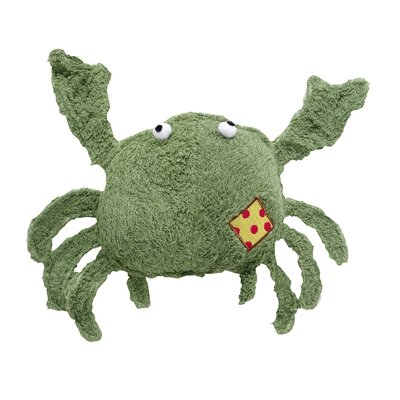 Dogit Eco Terra Natural Bamboo Crab Dog Toy