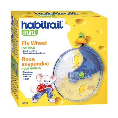 Hagen Habitrail Mini Hamster Exercise Wheel