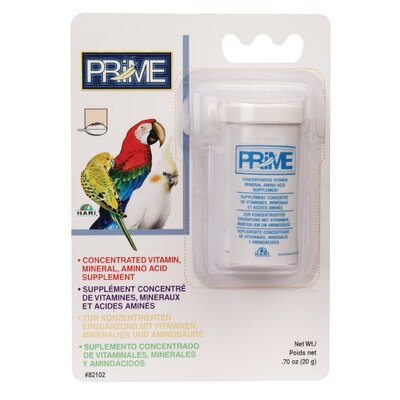 Hagen Living World Prime Powder Bird Foot Supplement
