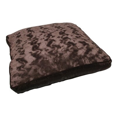 Hagen Dogit Style Elastic Small Mattress Dog Bed in Brown