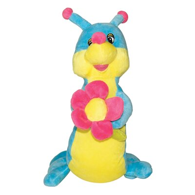 Hagen Dogit Luvz Catepillar Plush Dog Toy