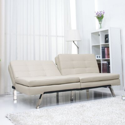 Gold Sparrow Memphis Convertible Loveseat