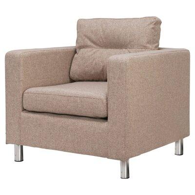 Gold Sparrow Detroit Arm Chair I