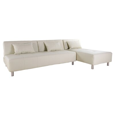 Gold Sparrow Atlanta Convertible Sofa II