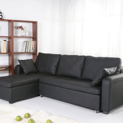 Gold Sparrow Charlotte Sleeper Sectional
