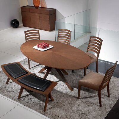 Gold Sparrow Jessica 6 Piece Dining Set