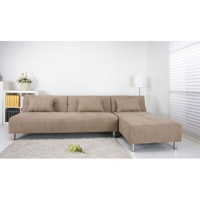 Gold Sparrow Atlanta Convertible Sofa