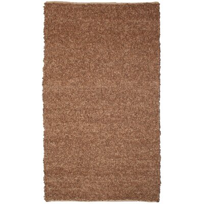 St. Croix Pelle Short Leather Tan Rug