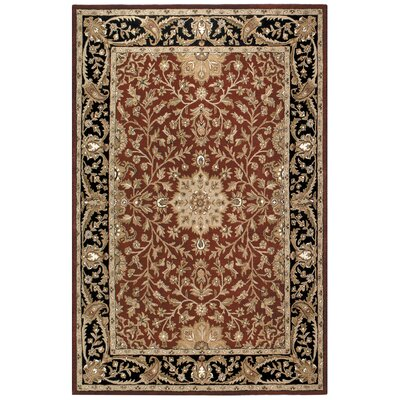 St. Croix Traditions Regal Burgundy Rug