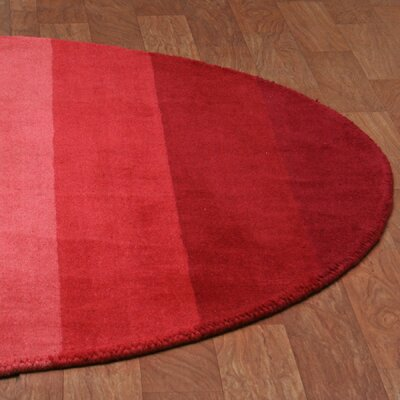 St. Croix Aspect Red Stripes Rug